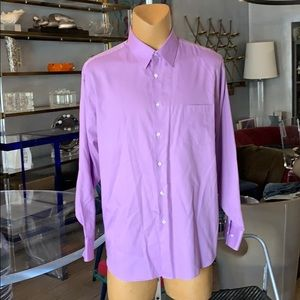 Men's dress shirt by Geoffrey Beene Size 18 1/2